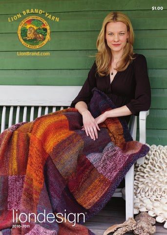 2010 2011 Lion Brand Catalog By Lion Brand Yarn Issuu