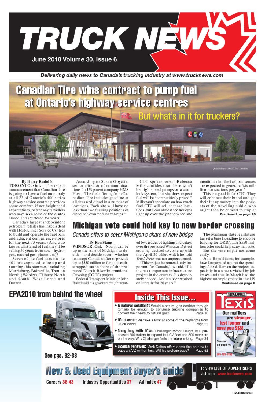 Truck News June 2010 by Annex Business Media - issuu