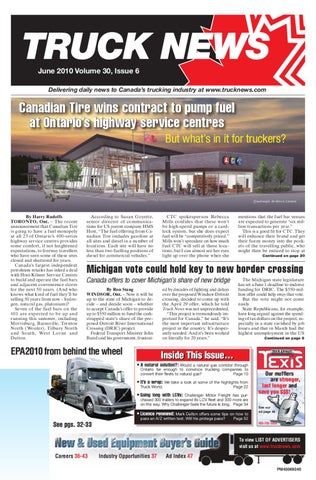 Truck News June 2010 by Annex Business Media - issuu