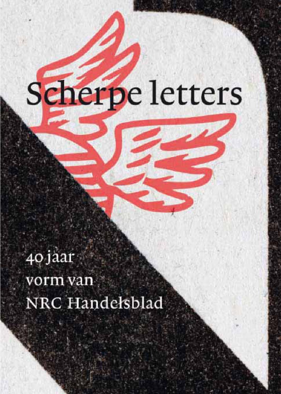 f5057715985 Scherpe letters - 40 jaar vorm van NRC Handelsblad by NRC Handelsblad -  issuu