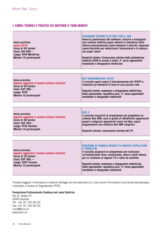 Schemi Elettrici Cad : Ticino business by cc ti issuu