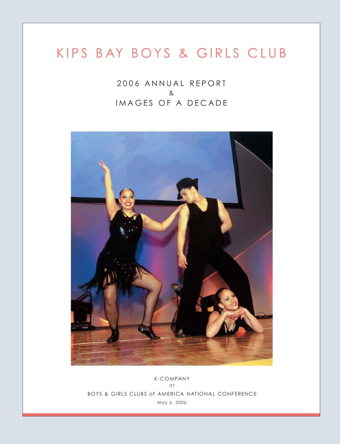 annual report  kips bay boys girls club issuu