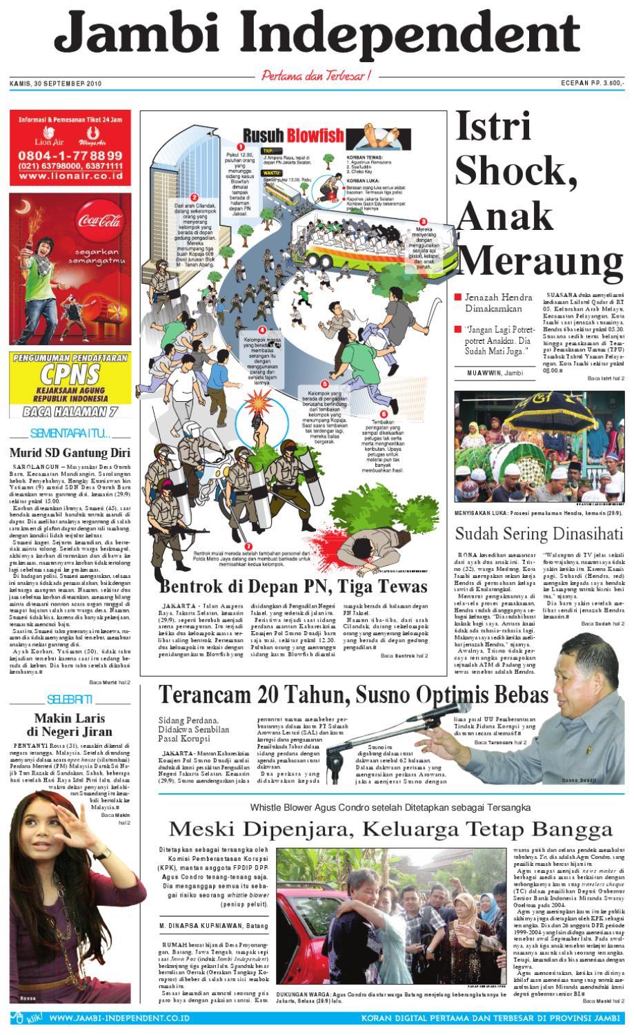 Jambi Independent  04f5d14402