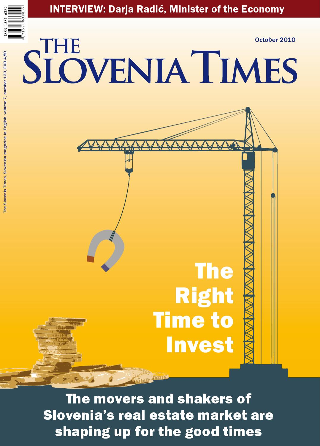f4d23fd8527 The Slovenia Times 133 by Slovenia Times - issuu
