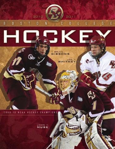 1198d853731 2010-11 Boston College Hockey Media Guide by Tim Clark - issuu