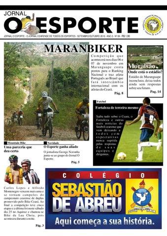 Jornal O Esporte3 by Jornal O esporte - issuu d5fcaf7c0d97a