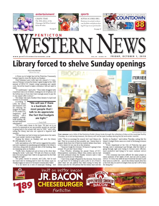 Penticton Western News By Penticton Western News Issuu