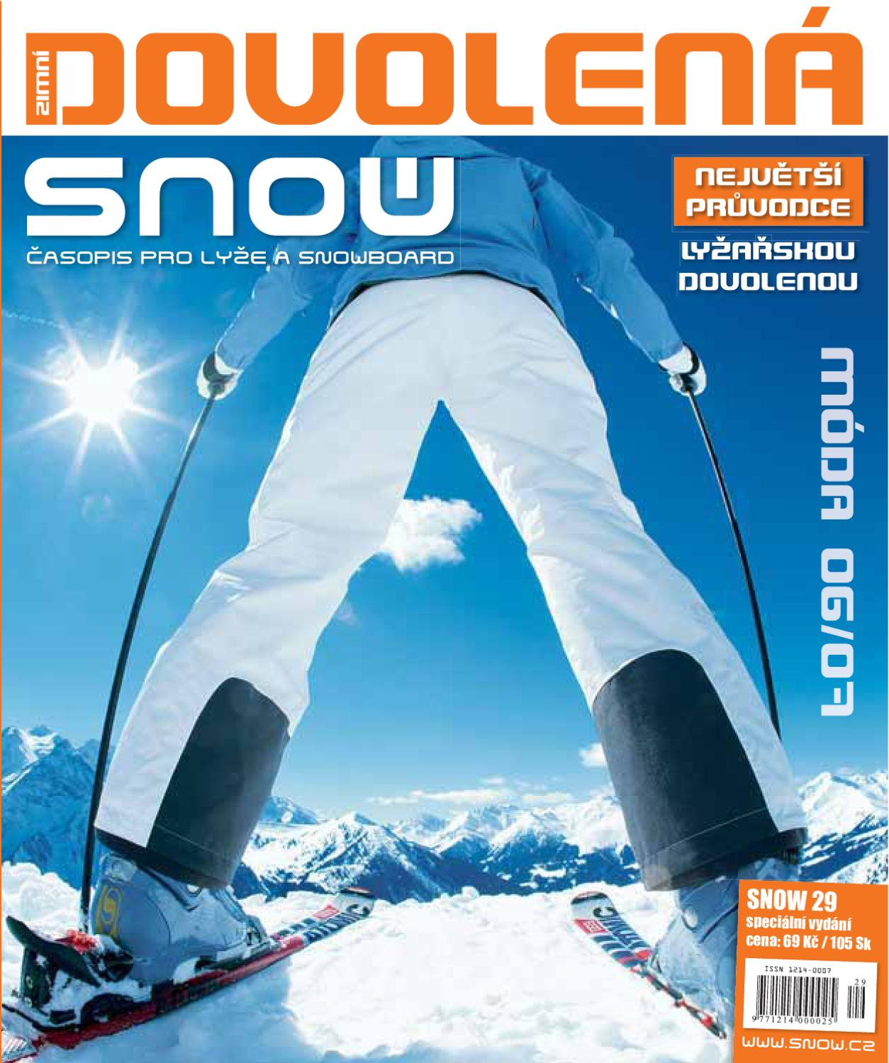 2c7f5d295f8 SNOW 29 TIME - by SNOW CZ s.r.o. - issuu