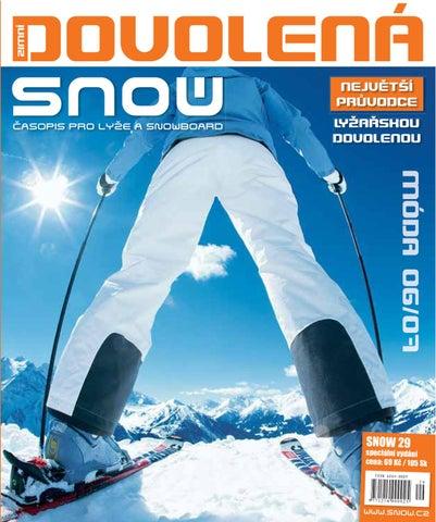 SNOW 29 speciální vydání cena  69 KĀ   105 Sk ceb9e8c159