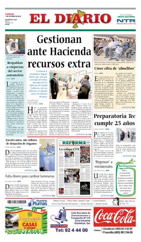 cc60171629a4 El Diario NTR by NTR Medios de Comunicación - issuu