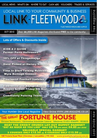 link fleetwood magazine october 2010 by link mag issuu