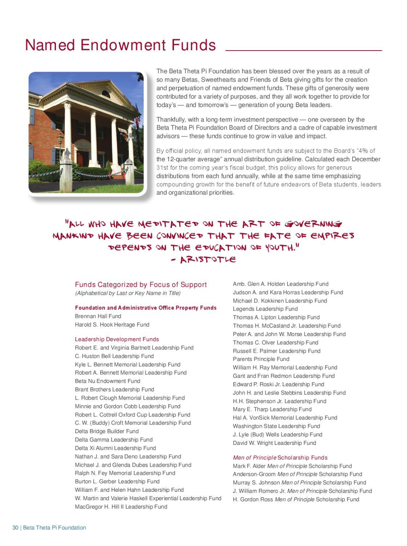 The Beta Theta Pi Magazine (Fall 2009) by Beta Theta Pi - issuu
