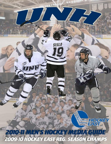 2009-10 UNH Men s Hockey Media Guide by University of New Hampshire  Athletics - issuu 8cd714083