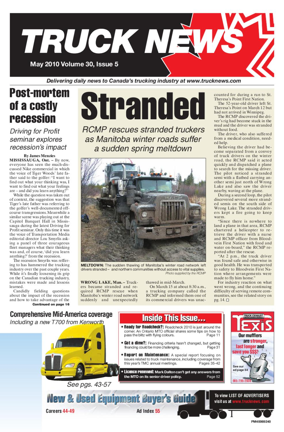 Truck News May 2010 by Annex Business Media - issuu