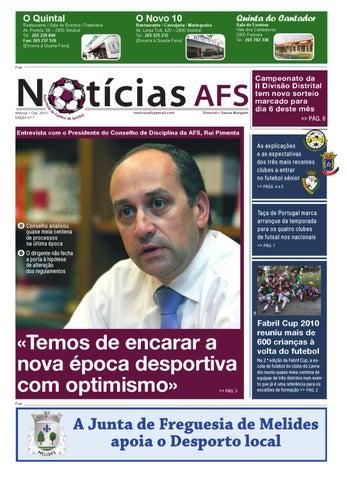 Notícias AFS 7 by Notícias AFS - issuu 5f60154bc2f24