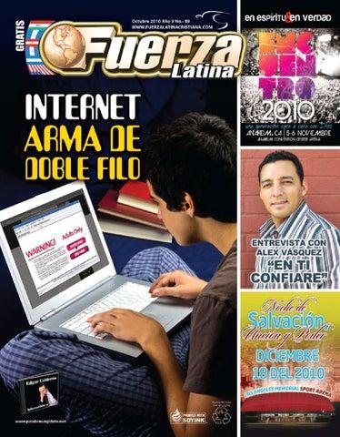 Fuerza Latina 89 By Fuerza Latina Revista Issuu