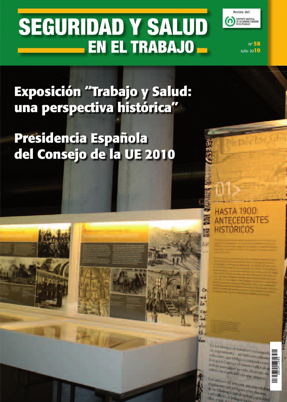 Seguridad y Salud en el Trabajo - Julio 2010 by laminarrieta - issuu