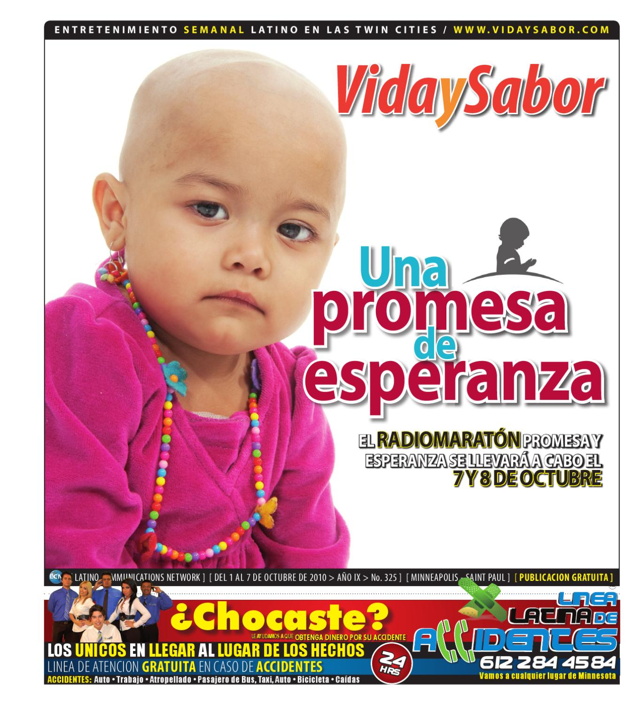 Vida y Sabor 325 by Latino Communications Network LLC - issuu