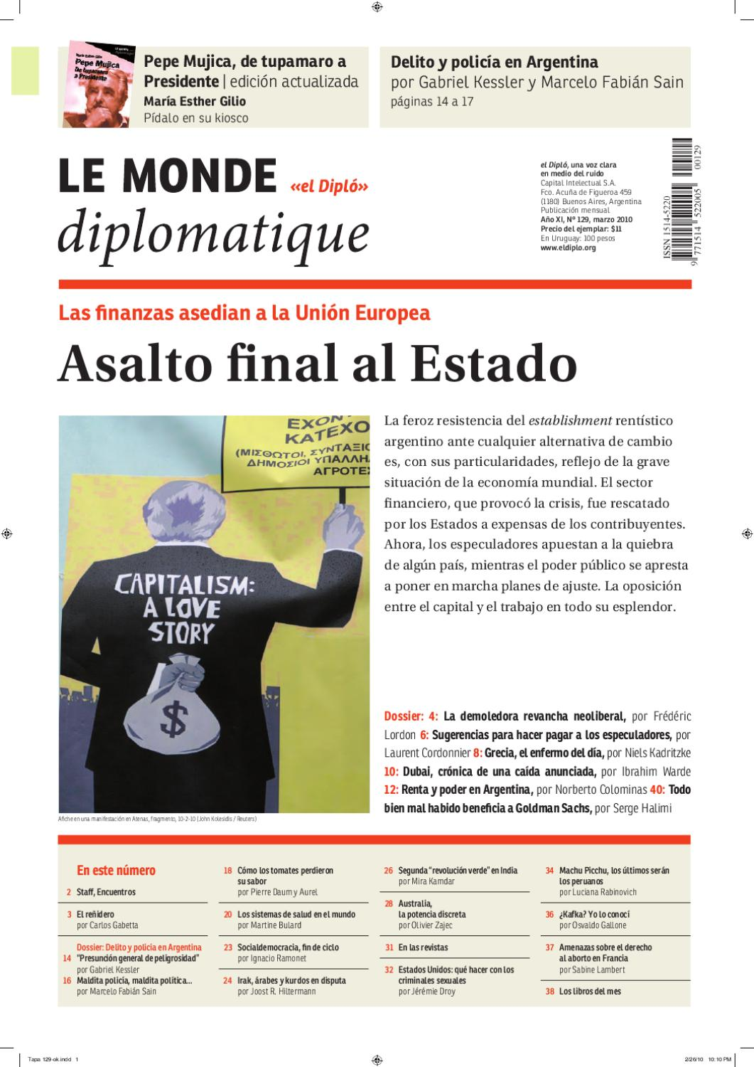 Le Monde Diplomatique by victor fernandez - issuu