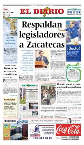 ede443da4 El Diario NTR by NTR Medios de Comunicación - issuu