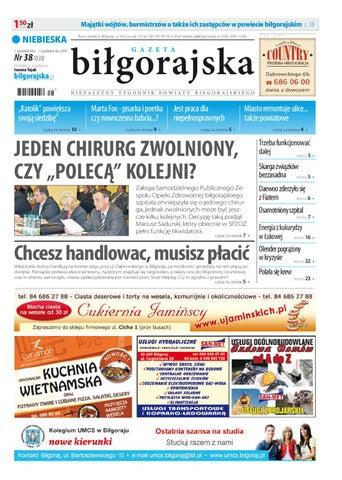 ad99984d5861c Gazeta Biłgorajska 38-038 by Damian Wolanin - issuu
