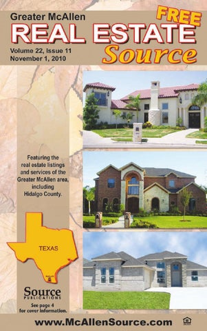 greater mcallen real estate source by source publications issuu