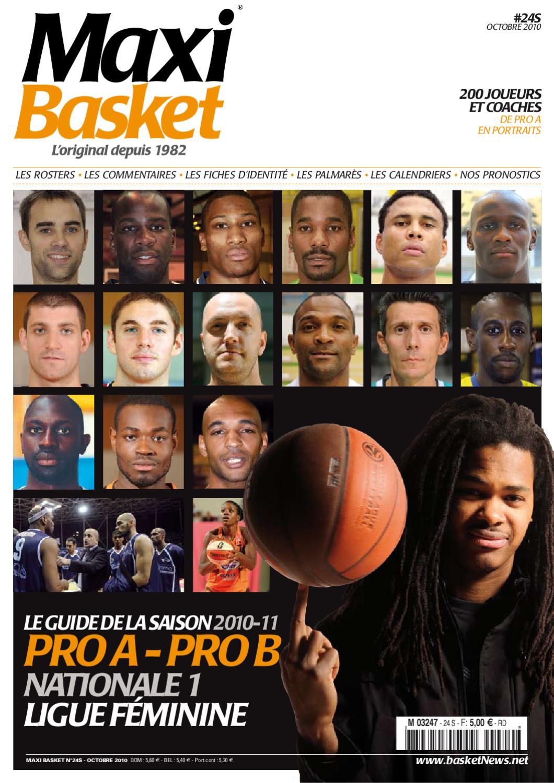 Basket By Maxi Maxibasketnews® Issuu 24 Tomar Presse PTZXiuOk