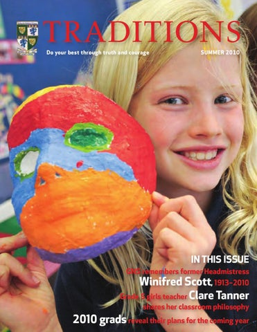 e43928fcdc9d Traditions Summer 2010 by Glenlyon Norfolk School - issuu