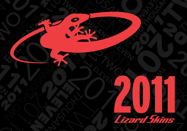 Black W// Black Clamps 130Mm Lizard Skins Logo Lock On Grips Grips /& Tape