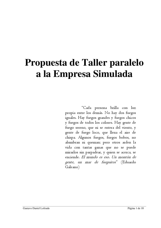 Taller Gestión del Trabajo by DominioLaboral ... - issuu