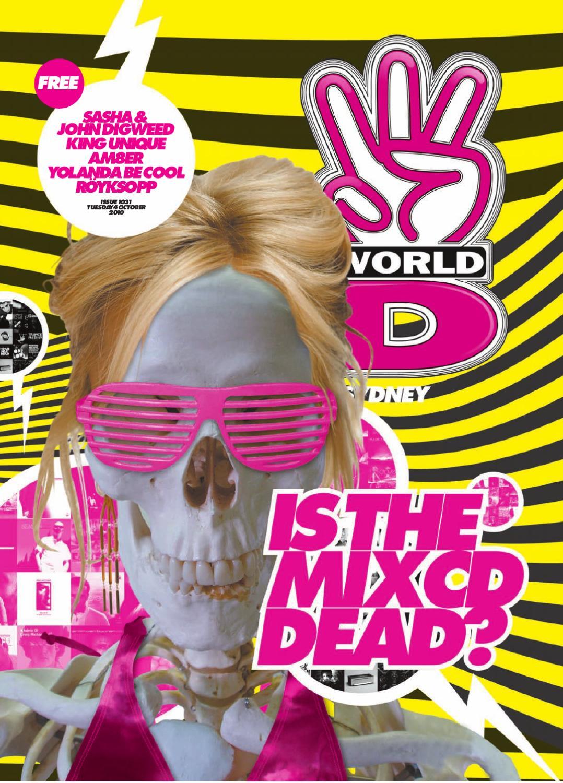 3d World Sydney Issue 1031 By Themusiccomau Issuu Dat Deeja Bali Green Ballerina
