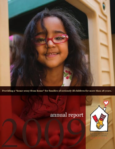 2009 Rmhc Of Metro St Louis Annual Report By Stephanie Stangl Issuu
