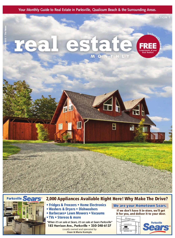 Parksville Real Estate By Black Press Digital Issuu