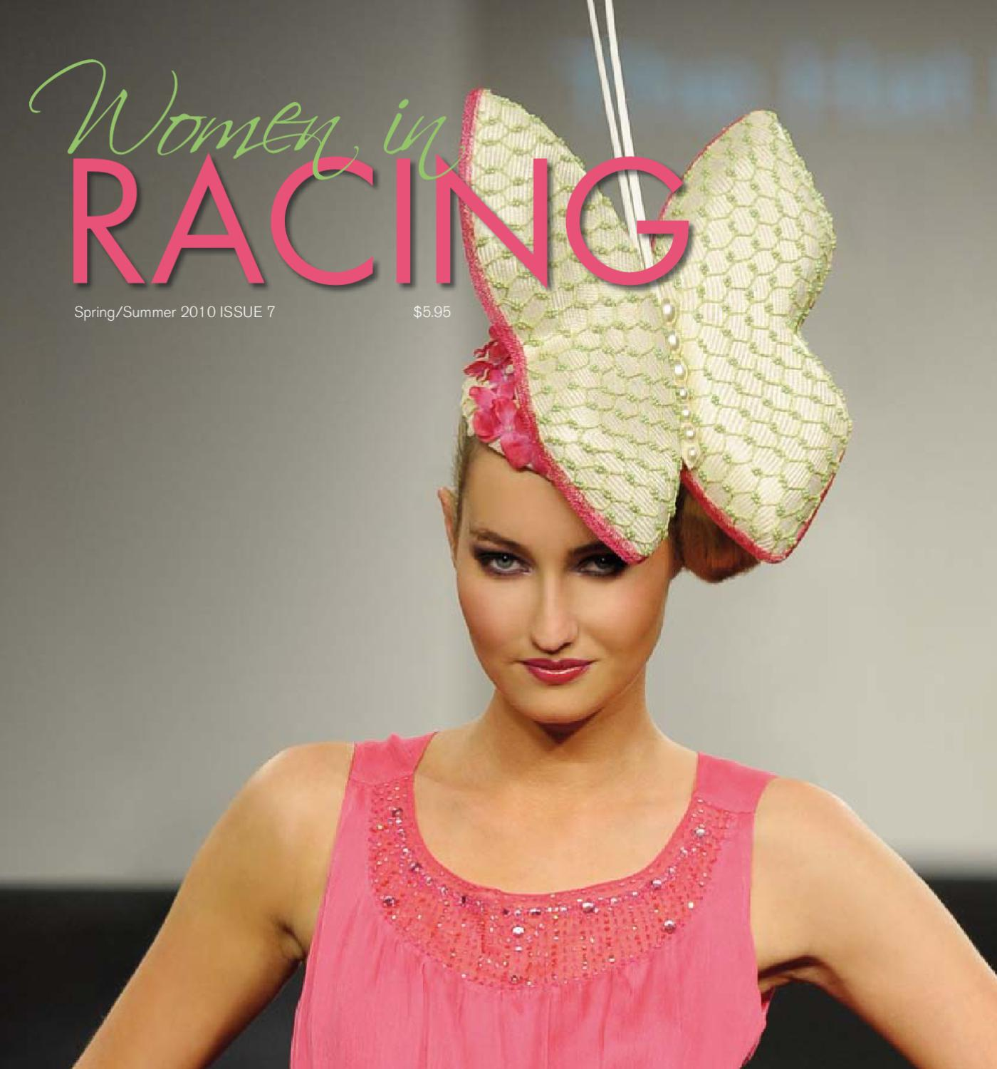 98f999c1373 Women in RACING Magazine Spring Summer 2010 Issue 7 by Ladies in SPORT  Publications - issuu
