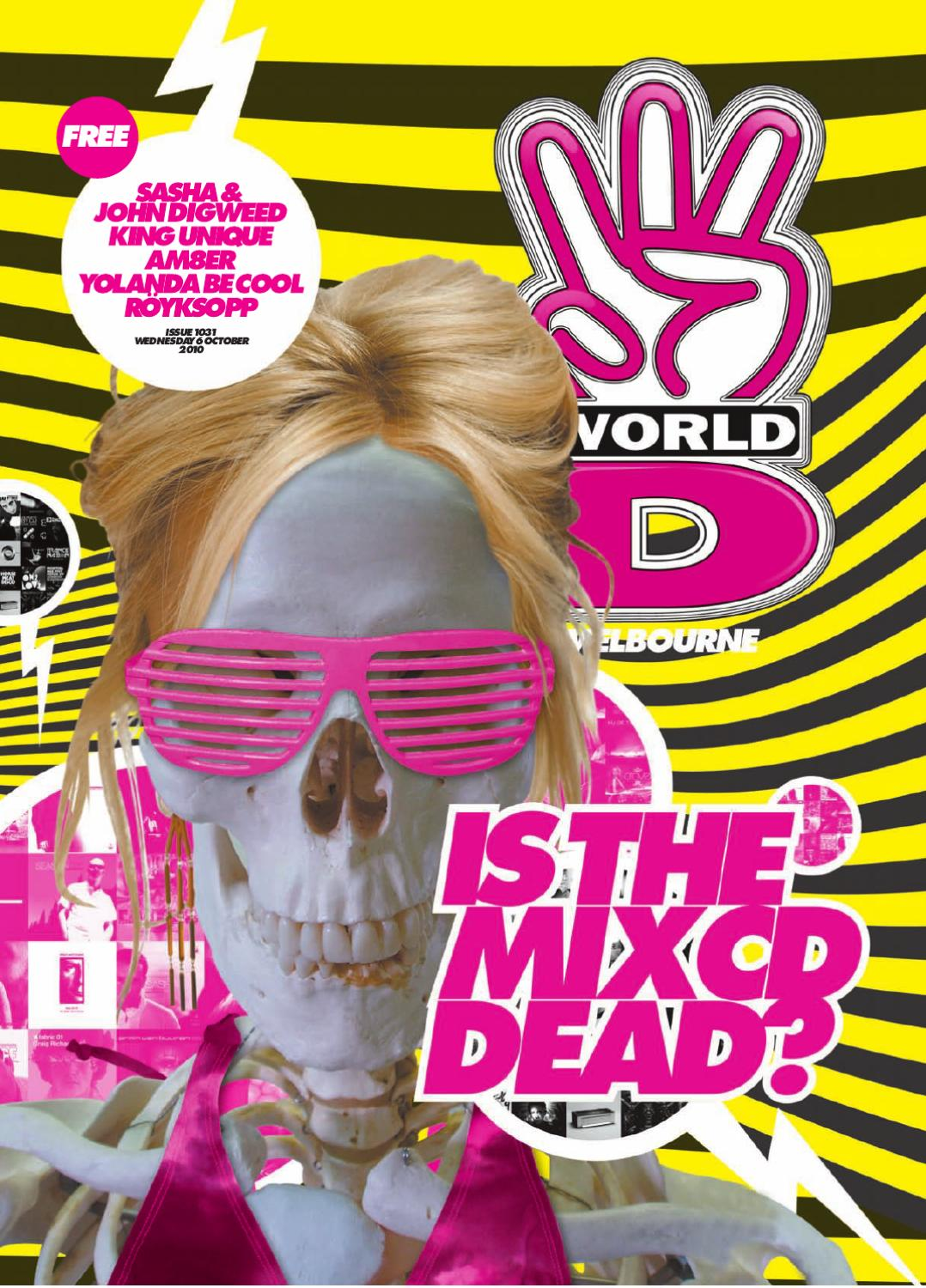 3D World - Melbourne Issue #1031