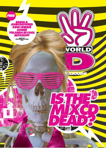 b7edf7a236 3D World - Melbourne Issue  1031 by TheMusic.com.au - issuu