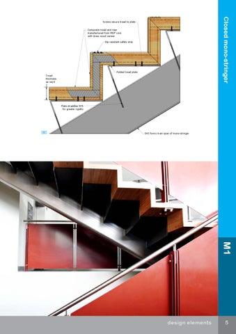 Genial Design Element: M1   Closed Mono Stringer By Arden Architectural ...
