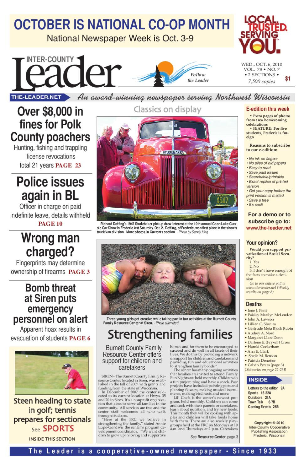 2cb56c483a October 6 by Inter-County Leader - issuu