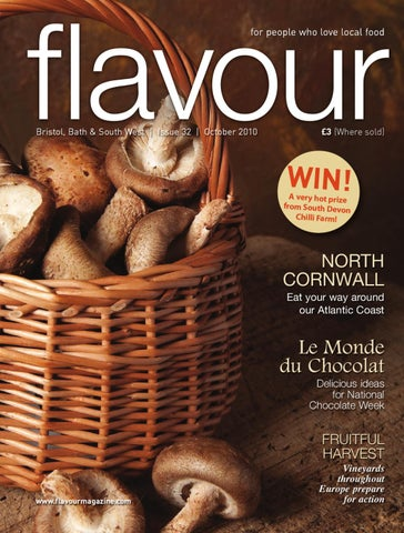 29337e0e0b9 Flavour Magazine October 2010 by Flavour Magazine - issuu