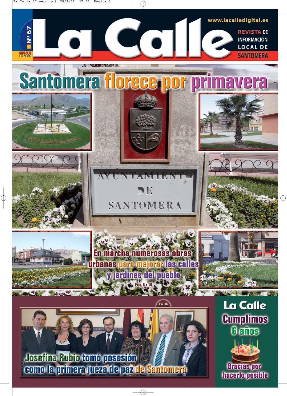 Http Www Revistalacalle Com Pdf La 20calle 2067 20web By Revista  # Muebles Nohales Albacete