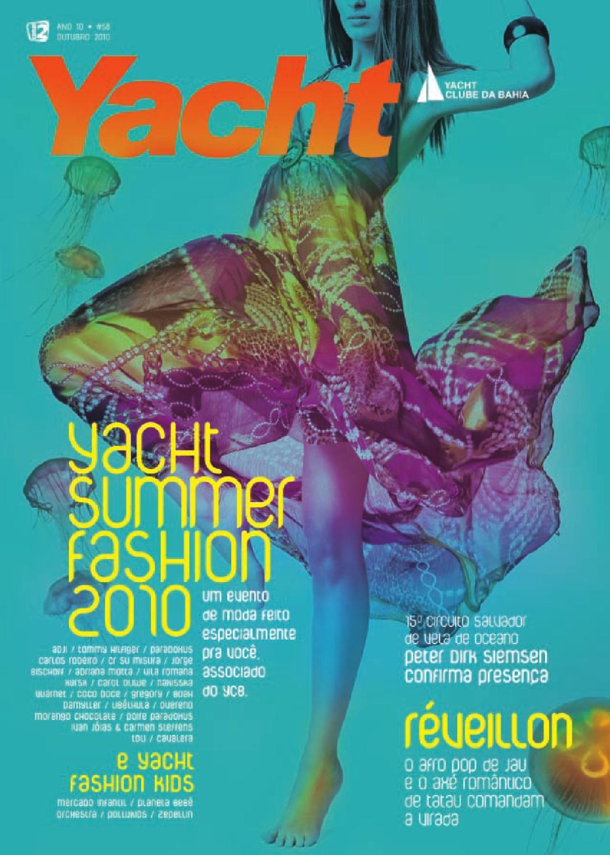 5ffe22c95a Revista Yacht 58 by Canal 2 Comunicação - issuu