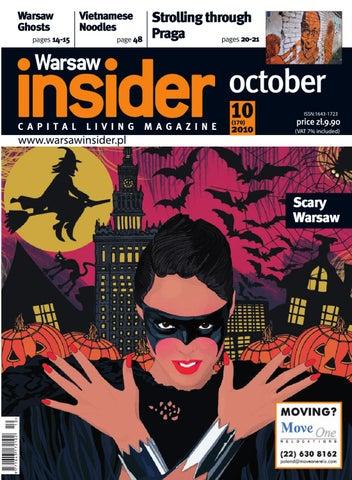 Warsaw Insider By Dominik Antoniszewski Issuu