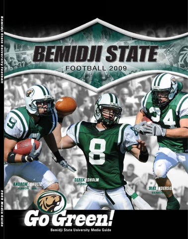 Http Www Bsubeavers Com Media Mediaguidevault Football Mg Fb 09 By
