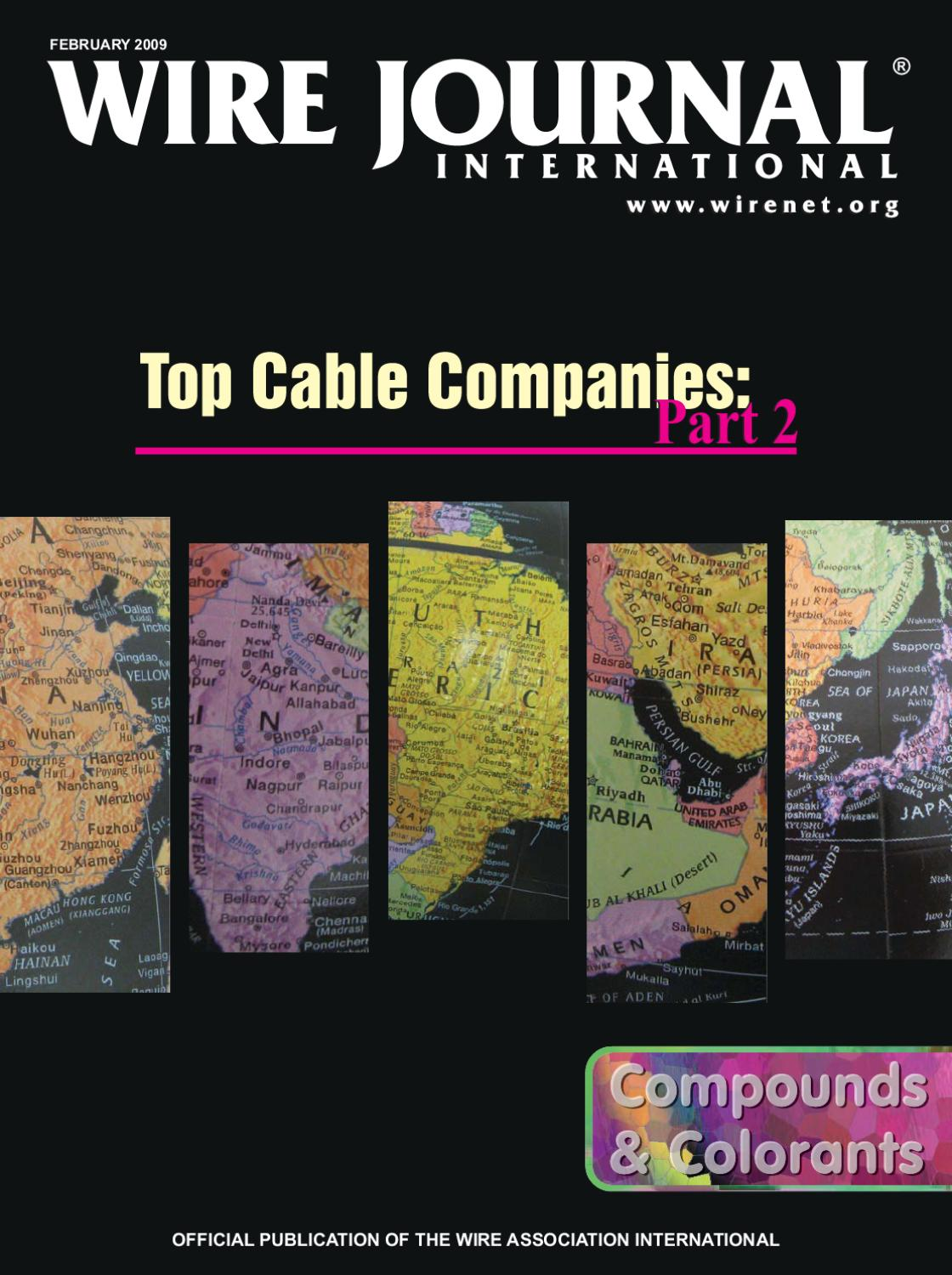 Top Cable Companies by Wire Journal International, Inc. - issuu