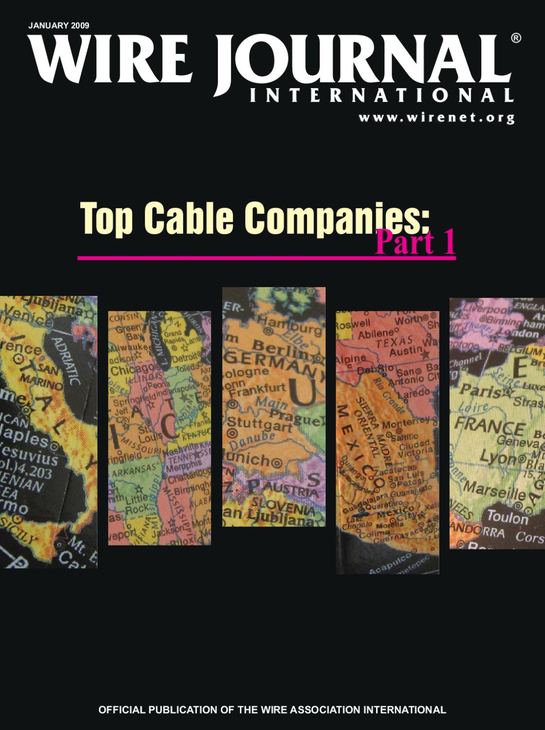 page_1 top cable companies part i by wire journal international, inc P 81 Fighter at webbmarketing.co