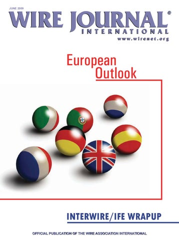 European Outlook by Wire Journal International, Inc  - issuu