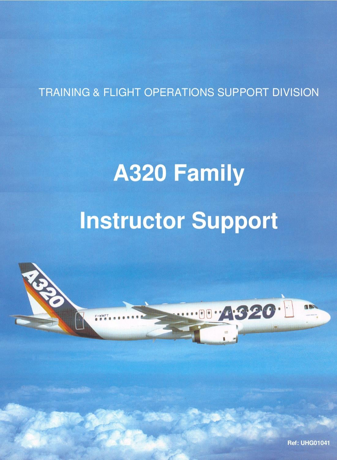 A320 Instructor Support by taz taztaz - issuu