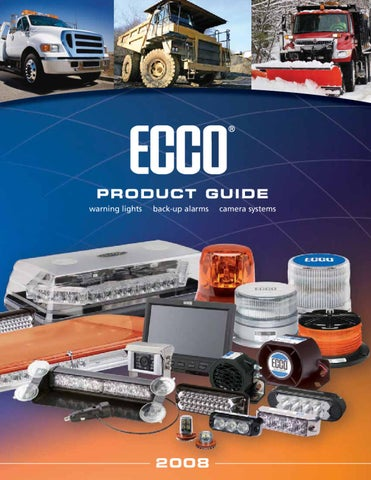 Ecco Product Guide by Canyon Fleet Outers - issuu