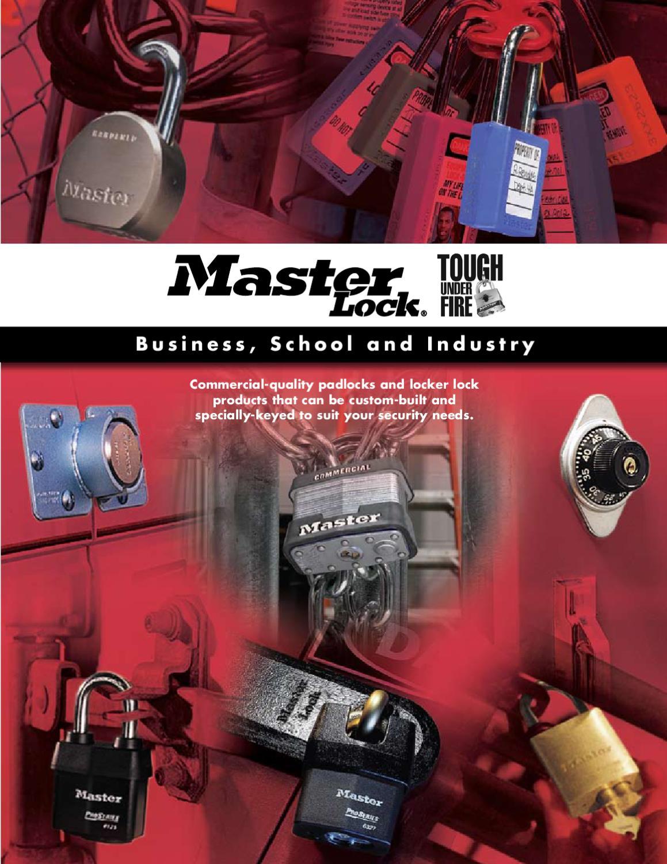 "Master Lock 1479DAT 5//8/"" Hitch Receiver Lock"