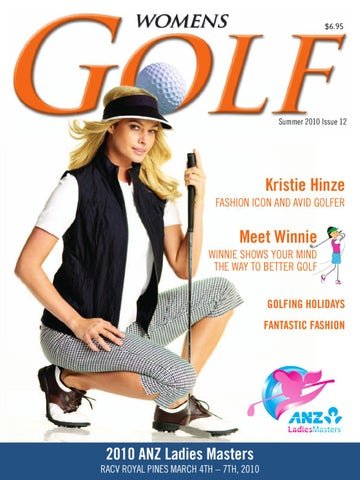 29c0cf7c4b Womens Golf Magazine Summer 2010 Issue 12 by Ladies in SPORT ...